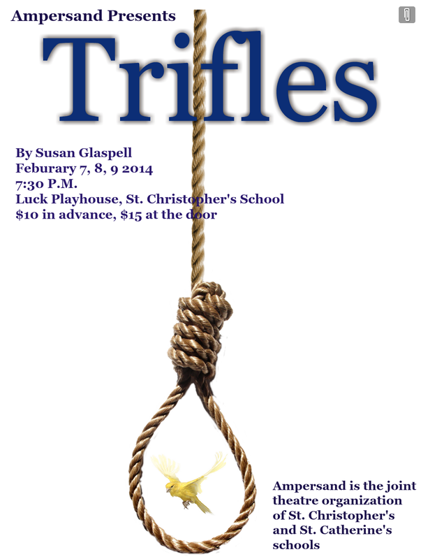 susan glaspells trifles analysis Trifles is a one-act play by susan glaspell it was first performed by the  provincetown players at  1 characters 2 plot summary 3 background 4  performance history 5 feminist drama 6 themes 7 symbolism 8 modern  theatre 9 title.
